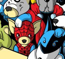 Adopt a Superdog Sticker