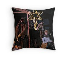 He Is The Reason For The Season Throw Pillow