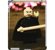 LEGO Voldemort Among Flames iPad Case/Skin