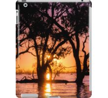 Menindee Sunset 2 iPad Case/Skin