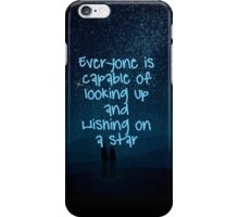 Wishing On A Star iPhone Case/Skin