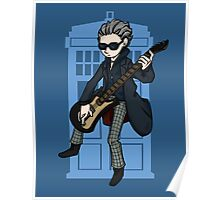 Doctor Who - Guitar Hero Poster