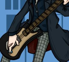 Doctor Who - Guitar Hero Sticker