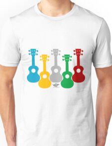 Just Ukuleles Unisex T-Shirt
