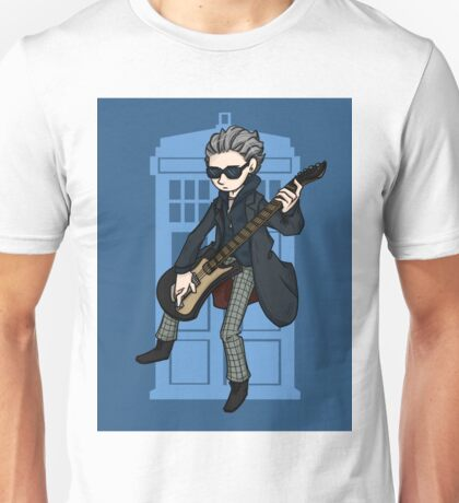 Doctor Who - Guitar Hero Unisex T-Shirt