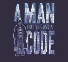 A Man Got To Have A Code T-Shirt