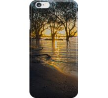Menindee Sunset HDR iPhone Case/Skin