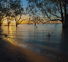Menindee Sunset HDR by Candice84