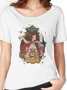 Totoro Ghibli Women's Relaxed Fit T-Shirt