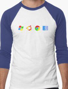 Get Along Men's Baseball ¾ T-Shirt