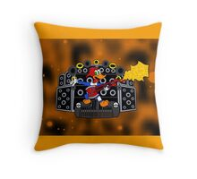 Mad Max Woody 2.0 Throw Pillow