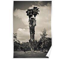 Gigungus Palm Poster