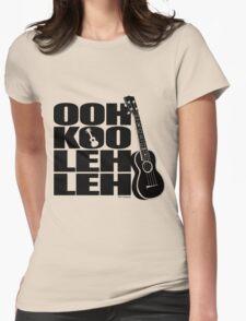 Ohh Koo Leh Leh Womens Fitted T-Shirt