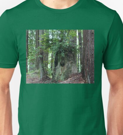 The Stump with the Fresh Green Wig Unisex T-Shirt