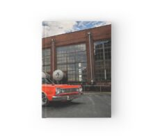 1966 Plymouth Satellite Hardcover Journal
