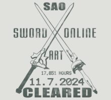 SAO Cleared  by EpcotServo