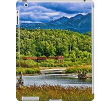 Alaska Potter Marsh Boadwalk iPad Case/Skin