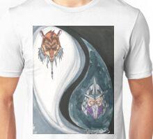Shredder and Splinter Unisex T-Shirt