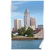 Cleveland's Tallest Building Poster