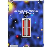 # 1 Doctor Who Fan iPad Case/Skin