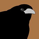 THE OLD CROW #3 by Jean Gregory  Evans