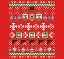 Heisenberg Holiday Sweater + Card by rydiachacha