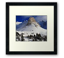 Highwood valley III Framed Print