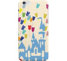 Happiest Place on Earth - Vintage Castle iPhone Case/Skin