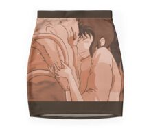 Haku and Chihiro - Spirited Away Mini Skirt