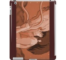 Haku and Chihiro - Spirited Away iPad Case/Skin
