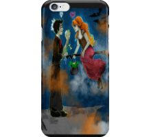 Halloween Picnic iPhone Case/Skin