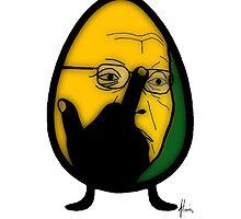 Egg Zuma by Mariette (flowie) van den Heever