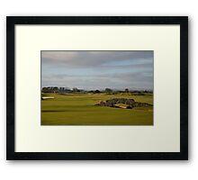St Andrews Scotland Framed Print