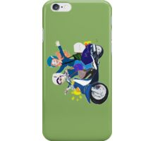Scooter Joy iPhone Case/Skin