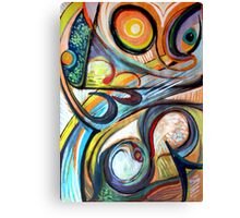 number 38 Canvas Print