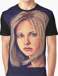 Buffy the Vampire Slayer Graphic T-Shirt