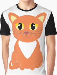 Only Orange Marmalade Cat Graphic T-Shirt