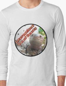 International Man of Beauty Long Sleeve T-Shirt