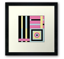 SolidColor Framed Print