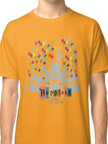 Happiest Place on Earth - Vintage Castle Classic T-Shirt