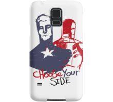 Captain America Civil War  Samsung Galaxy Case/Skin