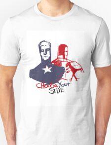 Captain America Civil War  T-Shirt