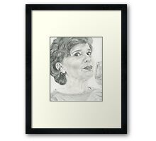 Danny D. Framed Print