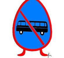 busted egg by Mariette (flowie) van den Heever