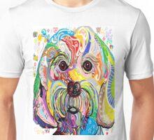 Maltese Puppy Unisex T-Shirt
