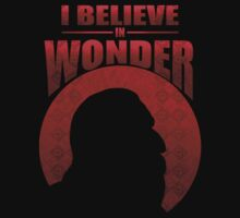 I Believe In Wonder by Sara Machajewski