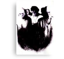 The Beyond Canvas Print