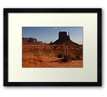 Monument Valley, Utah, USA Framed Print
