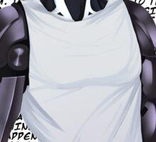 Genos the Cyborg Sticker
