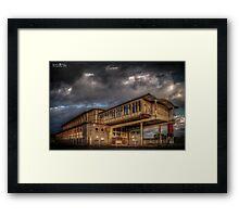 ENKA, factory Framed Print